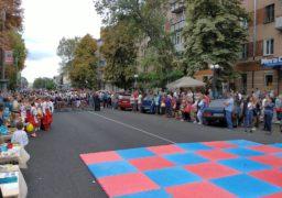 День народження міста на мистецькому просторі Хрещатика: фестиваль книги, майстер-класи, концерти