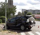Прокляте перехрестя: у Черкасах на перетині Благовісної та Казбетської – чергова ДТП