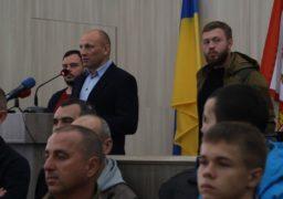 """Черкаська міськрада ухвалила рішення проти """"формули Штайнмаєра"""""""