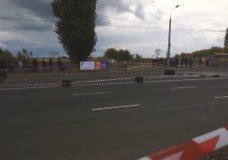 Автоперегони Timeattack, що проходили в Південно-Західному районі Черкас, закінчились трагедією
