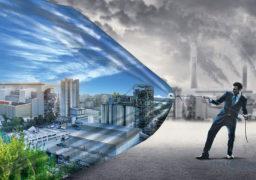 Синоптики попереджають про зростання рівня забруднення повітря