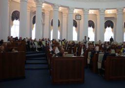 У Черкаській обласній раді депутати почали переформатовувати більшість