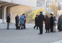 Заборонена Компартія реінкарнувалася в Черкасах на День визволення України від нацистських загарбників