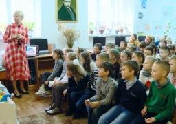 У смілянській дитячій бібліотеці 25 жовтня зустрічали з гучними оплесками Ларису Ніцой