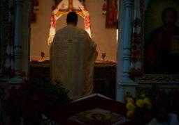 У Храмі Покрови Пресвятої Богородиці в Черкасах відбулося святкове богослужіння