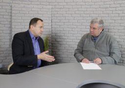#ANTENNASTUDIO: З Ігорем КОЛІУШКОМ обговорили адміністративно-територіальну реформу, її недоліки і переваги