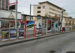 """""""Блєск і ніщєта"""" вуличної реклами у німецьких містах"""