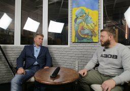 Дмитро Кухарчук та Віктор Борисов спілкувалися про розчарування командою Зеленського