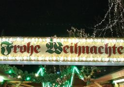 Німецькі канікули очима черкаського журналіста (Різдвяний ярмарок)