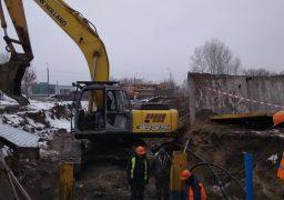 До кінця року буде введена в експлуатацію реконструйована ділянка головного каналізаційного колектора