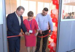 На базі Смілянського Центру підготовки та перепідготовки робітничих кадрів відкрили новий навчально-практичний центр з металообробки