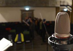 Відомий український вокальний колектив Man Sound виступив у німецькому Фрайбурзі