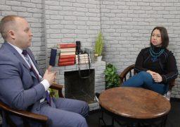 Олеся Теліженко та Сергій Воронов у програмі POSTSCRIPTUM поговорили про освіту та культуру