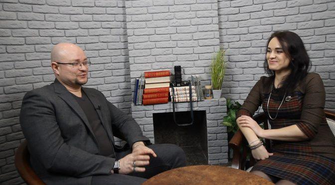 #POSTSCRIPTUM: Стась Юрченко та еко-активістка Ганна Сквиря обговорили проблеми сортування сміття