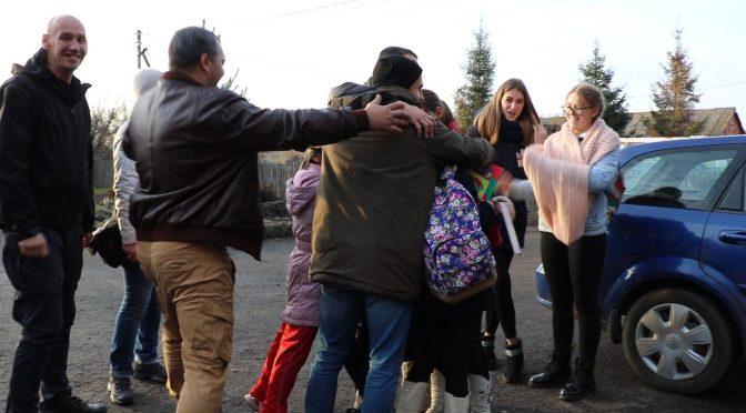 Активісти Нацкорпусу Черкащини відвідали школу-інтернат із благодійним візитом