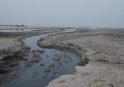 В районі Черкас в Дніпро виливається каналізація