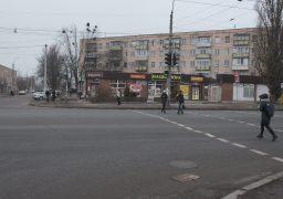 На проспекті Хіміків у Черкасах забудували сквери та зелену зону