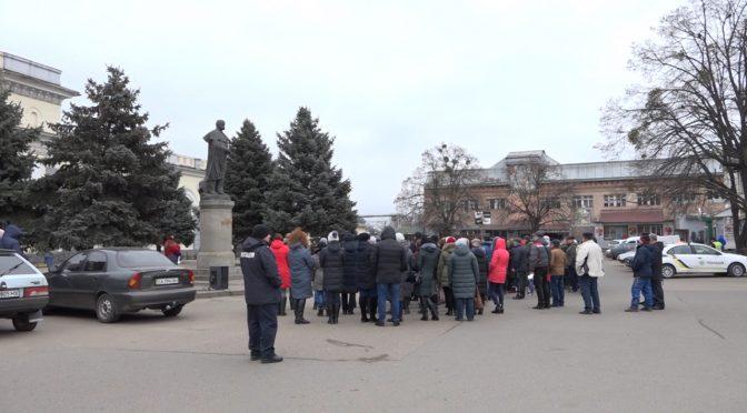 У Смілі відзначили День соборності України