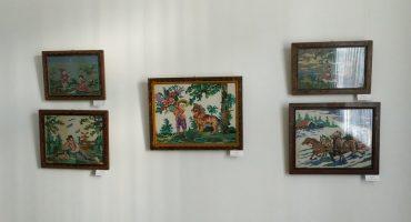 В Художньому музеї відкрили виставку Галини Литвиненко