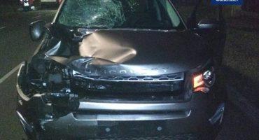Оголошено підозру водію LAND ROVER DISCOVERY, який насмерть збив директора черкаської школи Юрія Лункіна