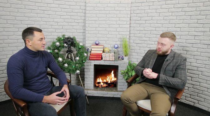 #P.S.: У Кухарчука та Рубана в студії біля каміна несподівано збіглися політичні погляди на деякі речі