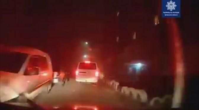 Поліція під час рейду затримала 7 п'яних водіїв