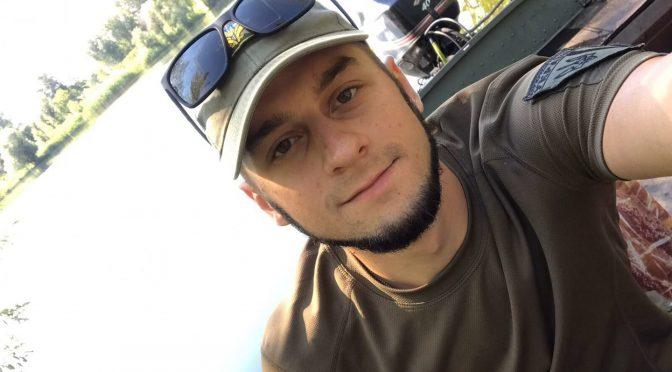25-річний Микола Мархоцький із рибоохоронного патруля потребує допомоги для лікування раку крові
