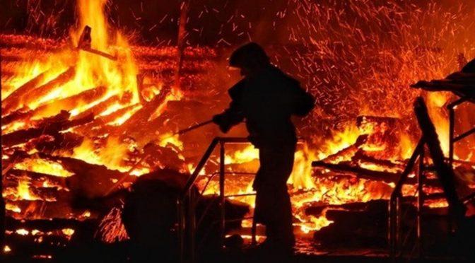 У січні 2020 року від пожеж на Черкащині загинули 13 осіб – ДСНС