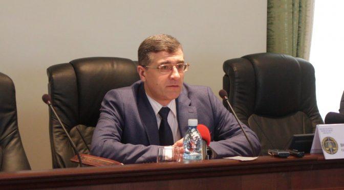 В обласній прокуратурі відбулася пресконференція для черкаських ЗМІ