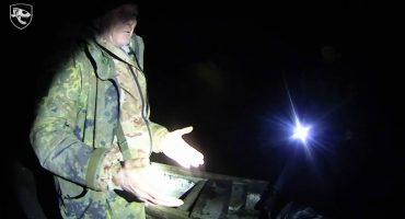 Рибоохоронний патруль учергове вловив браконьєра з рибою на понад 10 тисяч гривень