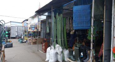 На території бази ОПС у Черкасах виявлено незаконний продаж заборонених знарядь лову
