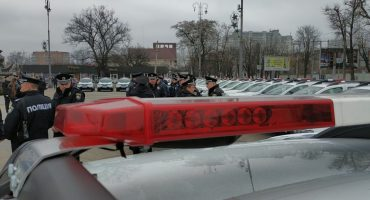 Поліцейські громад Черкащини отримали новенькі автівки