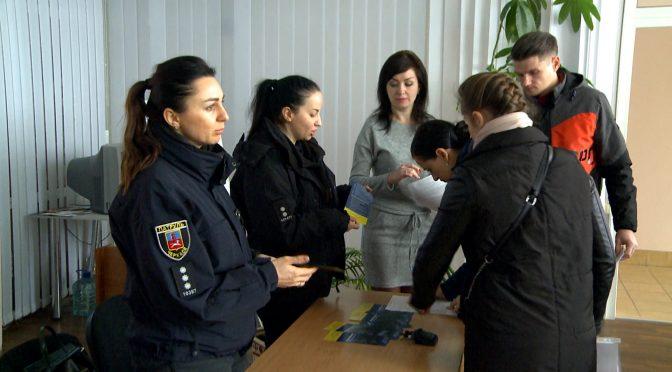 Триває набір кандидатів на службу в патрульну поліцію України. Вакантні посади нині є в Черкасах та Умані