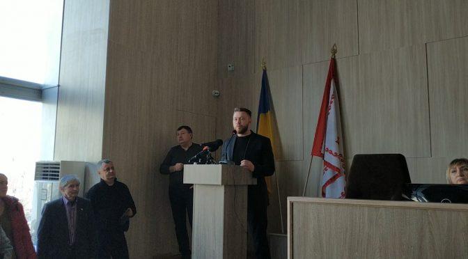 Кухарчук пропонує громадське обговорення приєднання сіл Свидівок і Сокирне до Черкас