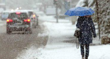 У неділю чекаємо на мокрий сніг, попереджають черкаські синоптики