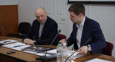 Анатолій Бондаренко підписав із ОК «Батискаф» меморандум про співпрацю