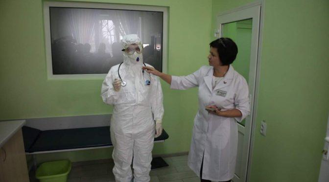 У разі спалаху епідемії коронавірусу в Черкаській області готові прийняти хворих лише дві лікарні – в Черкасах і Умані