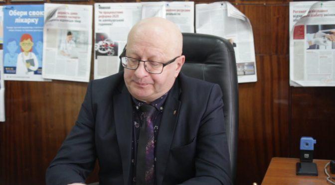 """Олег Стадник: """"Досить складна ситуація з грипом та пневмонією, від якої з початку року померли 5 людей"""""""