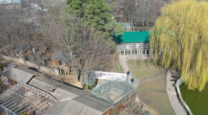У травні розпочнеться реконструкція Черкаського зоопарку