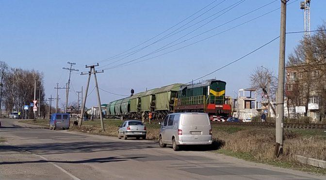 У Смілі вантажний поїзд насмерть збив жінку