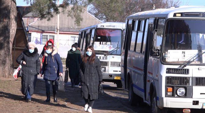 Налагоджено підвезення медиків у смілянські лікувальні заклади