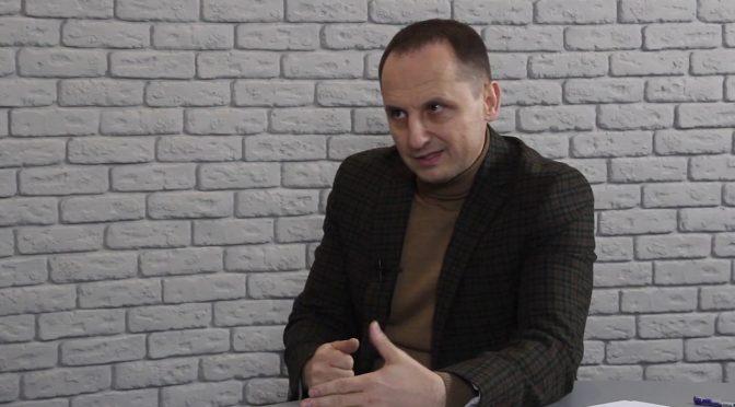 Роман Боднар, антена, телеканал, Черкаси, реклама,