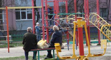 Черкащани підтримують ініціативу міської влади здійснювати в місті санітарну обробку