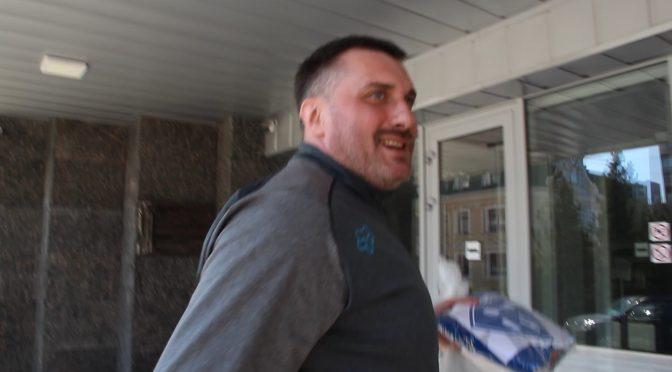Екс-нардеп Олег Петренко став волонтером міського фонду боротьби з коронавірусом