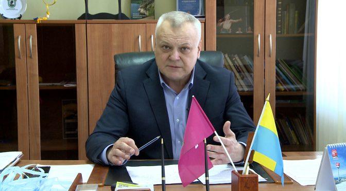 Олексій Цибко закликав спільно дати відсіч коронавірусу