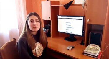 Студенти і викладачі смілянського коледжу створили соціальний ролик на тему епідемії коронавірусу