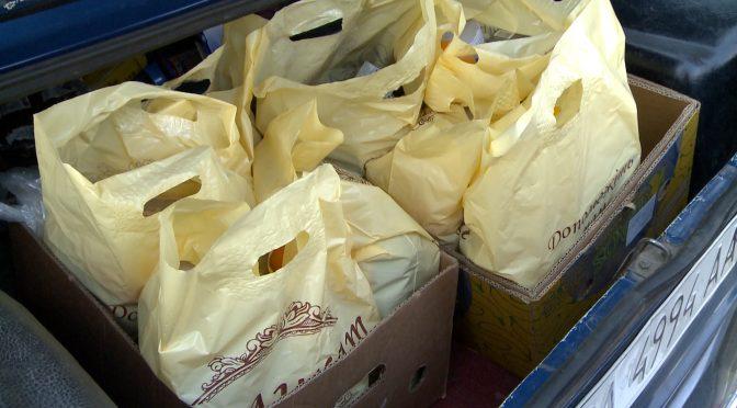 20 продуктових наборів зібрав благодійний фонд «Делікат» для смілянських родин, котрі опинилися в складних життєвих умовах