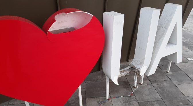 Приклад марнотратства: майданчик для селфі, на який витратили 9 млн грн, більше нікому не потрібен?
