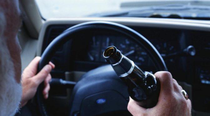 У Великодню ніч черкаські патрульні виявили дев'ятьох нетверезих водіїв