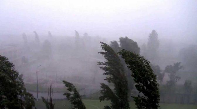 У вихідні погода зміниться і підуть дощі